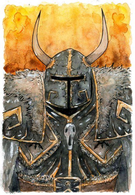 Chaoswarrior