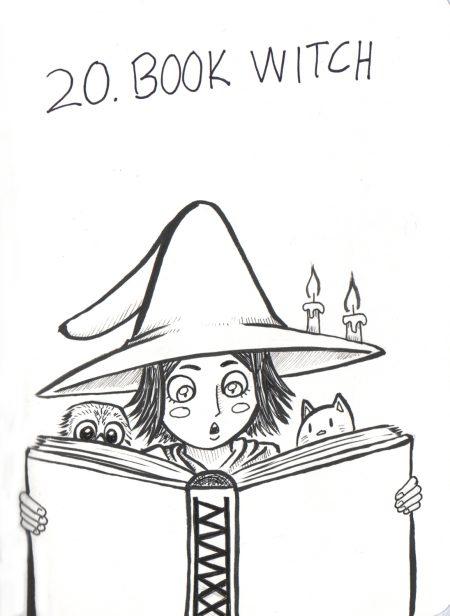 witchtober20
